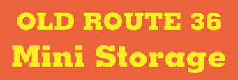 Old Route 36 Mini Storage logo